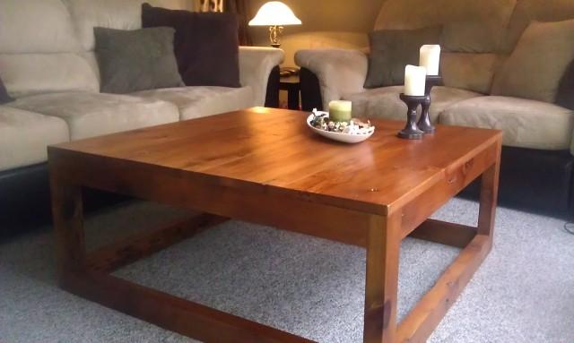 Barn Board Coffee Table 0002