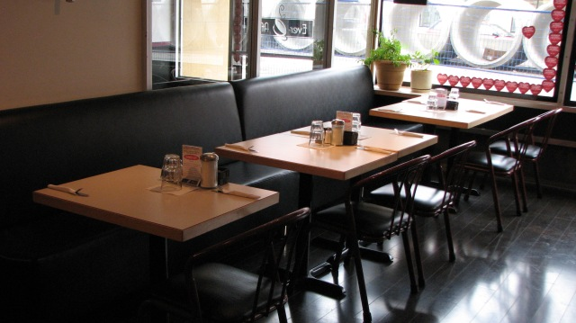 Custom Restaurant Style Tables